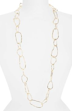 Panacea Chain Link Necklace available at #Nordstrom