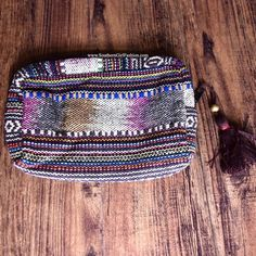 Southern Girl Fashion Bags - ETHNIC BAG Patchwork Coin Purse Accessory Clutch - Available #ForSale in my #Poshmark closet - One Size - #MakeAnOffer #Prints #Chic #OOTD #wiw #love #Style #ShopMyCloset #SouthernGirlFashion