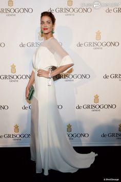 Ana Beatriz Barros assiste à la soirée de Grisogono à l'hôtel du Cap-Eden-Roc. Antibes, le 21 mai 2013. Elie Saab pre fall 2013 ready to wear