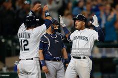 #MLB: Marte y Canó se destacan en victoria de Marineros ante Angelinos