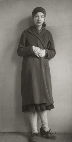 August Sander. Beggar. 1930