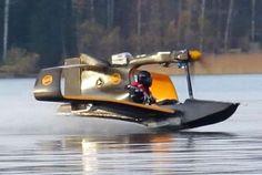 FlyNano Personal Seaplane