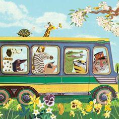Grootzus » safari lente