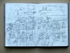 Sketchbook 8. März 2014