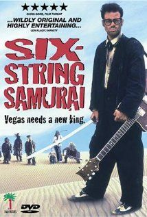 Six-String Samurai - awesome movie!