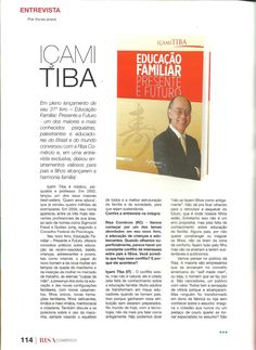 Livro 'Educação Familiar', do Dr. Içami Tiba, Integrare Editora (Editora Risa).