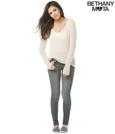 Bethany Mota has her own fashion line at Aeropostale!!!!!!!!