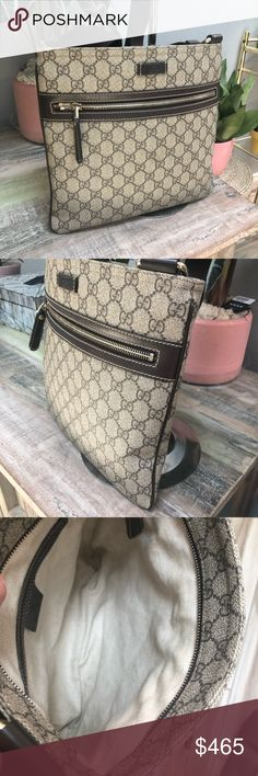 789f13bc28bc Gucci GG Messenger Bag Beautiful authentic Gucci Crossbody in great prelove  conditions no damages no smells