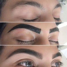Dye Eyebrows, Henna Eyebrows, Glitter Eyebrows, How To Color Eyebrows, Threading Eyebrows, Eyebrow Threading Shapes, Argan Oil Eyebrows, Thick Eyebrow Shapes, How To Grow Eyebrows