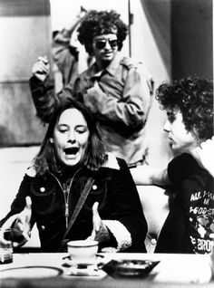 Laurie Metcalf, William Petersen, Gary Sinise in Lanford Wilson's play Balm in Gilead, Steppenwolf Theatre (1980)