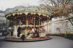 elin at carousel, paris What A Wonderful World, Another World, Merry Go Round Carousel, Joy Of Life, All The Pretty Horses, France, Tour Eiffel, So Little Time, Life Is Beautiful
