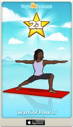 Join me in playing Yoga Retreat, I just reached level 21!