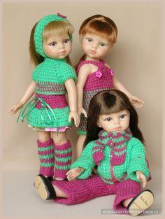 Paola Reina, Паола Рейна, вязанная одежда для кукол, вязанная одежда, вязанная одежда для кукол паола рейна