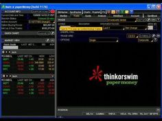 7 Best Thinkorswim images in 2017 | GAP, Bail out, Charts