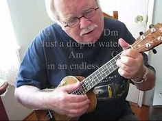 DUST IN THE WIND - Ukulele video tutorial by UKULELE MIKE LYNCH