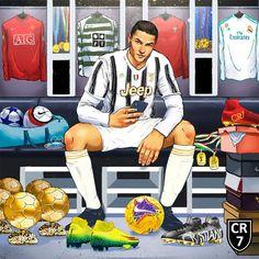 Cristiano Ronaldo a maintenant dépassé 500 millions d'abonnés sur ses comptes Instagram, Facebook et Twitter. Cristiano Ronaldo Portugal, Cristiano Ronaldo Cr7, Cr7 Messi, Messi And Ronaldo, Ronaldo Football, Lionel Messi, Neymar Jr Wallpapers, Cristiano Ronaldo Wallpapers, Sport Meme