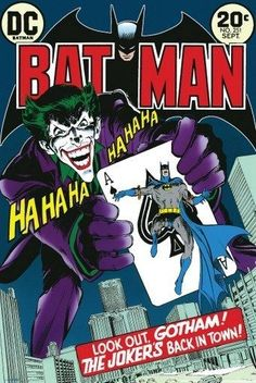 #Joker comics #poster batman rare hot new #24x36,  View more on the LINK: 	http://www.zeppy.io/product/gb/2/261075563194/