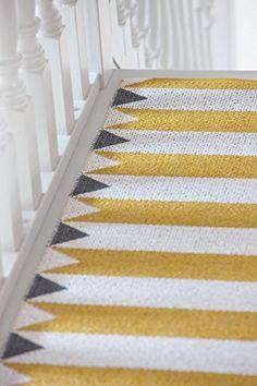 Kunstfaser-Teppich PEAK grün - geeignet für Küche, Bad, Esszimmer, Garten, Terrasse, Camping..., Die Grösse/n:70 x 50 cm: Amazon.de: Küche & Haushalt