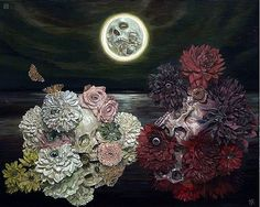 All the Flowers and Insects by Toru Kamei 2010