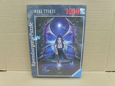 Ravensburger Jigsaw Puzzle, Anne Stokes Collection