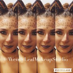 Makeup Halloween 2016 by Wendy Leal