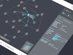 Node Relationships designed by CJ Hersh. Connect with them on Dribbble; the global community for designers and creative professionals. Web Design, Flat Design, Graphic Design, Design Thinking, Knowledge Graph, Data Architecture, Ui Patterns, Apps, Ui Design Inspiration