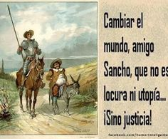 Don Quijote: infografía,  resumen yfrases