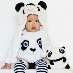 Monochrome Baby Matilda, Monochrome, To My Daughter, Mini, Model, Baby, Outfits, Fashion, Moda