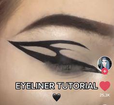 Emo Makeup, Grunge Makeup, Eye Makeup Art, Dark Makeup, No Eyeliner Makeup, Girls Makeup, Makeup Inspo, Makeup Inspiration, Makeup Eye Looks