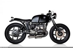 by Rudy Banny from Tattoo Projects. BMW R80RS 1986