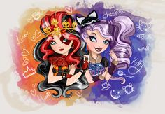My Ever After High OC. Ever After High - OC Ever After High, 5sos, Lizzie Hearts, After High School, Creature Drawings, Barbie Princess, Cool Sketches, High Art, Princesas Disney