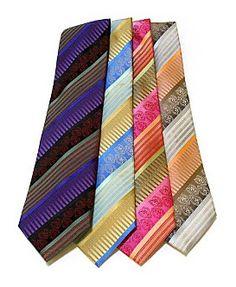Kids who sing well can cut up a teacher's tie.