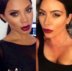 BN Beauty: Do it Like the Kardashians! See how to Recreate Kim & Khloe's Makeup Looks