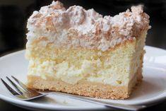 Sweet Recipes, Cake Recipes, Dessert Recipes, Desserts, Bajadera Recipe, Posne Torte, Hazelnut Meringue, Bosnian Recipes, Kolaci I Torte