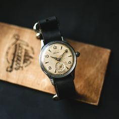 Your place to buy and sell all things handmade Movement Words, Christmas Gifts For Girlfriend, Nato Strap, Vintage Watches For Men, Mens Watches Leather, Mechanical Watch, A Good Man, Omega Watch, Unique Jewelry