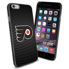 Philadelphia Flyers Carbon Fiber Design WADE1716 Hockey iPhone 6 4.7 inch Case Protection Black Rubber Cover Protector WADE CASE http://www.amazon.com/dp/B00WQOSR1C/ref=cm_sw_r_pi_dp_-azFwb107MQJ8