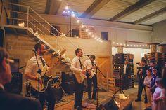 La Boda Industrial, una boda en una nave