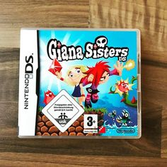 #GianaSisters @Nintendo @NintendoDE #Nintendo #DS #NintendoDS #GianaSistersDS #Dortmund #retromaniac #RetroGamer #Bitfield http://ift.tt/2pDfXA4