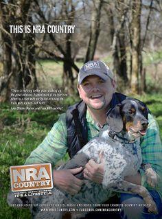 NRA Country Artist Storme Warren