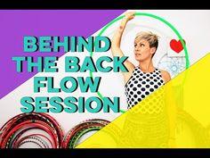 Dancing Hoop Moves Together - Behind the Back Flow Session