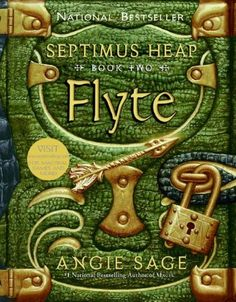 Flyte (Septimus Heap, Book 2) by Angie Sage, AR 6.0