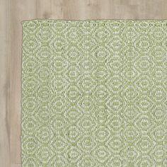 Targa Hand-Loomed Wasabi Area Rug