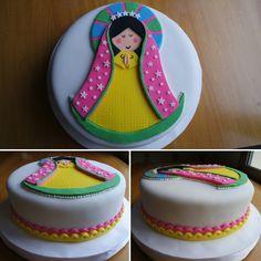 Torta virgencita Xfis