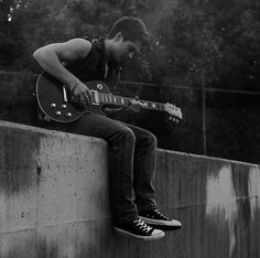(Open RP with Chase) I was sitting outside playing the guitar no one knows I have. You sneak up just as I start to sing. Chase Davenport, Billy Unger, Fallen Series, Lab Rats, Sneaks Up, Disney Xd, Character Inspiration, Story Inspiration, Playing Guitar