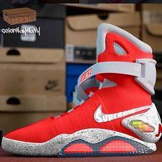 First Look At Upcoming atmos x Nike Air Max Releases Nike Air Mag, Nike Air Shoes, New Nike Air, Sneakers Mode, Sneakers Fashion, Fashion Shoes, Supreme, Zapatillas Jordan Retro, Custom Jordans