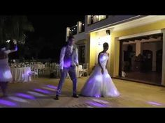 This Couple Shut Down Their Wedding Reception With The Most Epic First Dance Ever