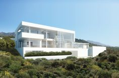 Bodrum Houses By Richard Meier. Much of Meier's work builds on the work of architects of the early to mid-20th century, especially that of Le Corbusier and, in particular, Le Corbusier's early phase. In 1984, Meier was awarded the Pritzker Prize