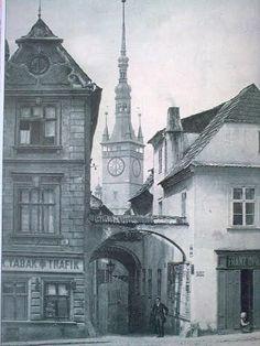 Lafayette House, Czech Republic, Prague, Big Ben, Barcelona Cathedral, Retro, Building, Travel, Inspiration