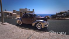 Ford Coupe - 1939