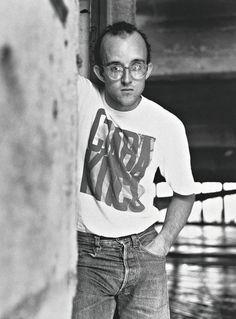 Keith Haring. Jm Basquiat, Keith Allen, Kenny Scharf, Street Culture, Keith Haring, Bright Stars, Graffiti Art, American Artists, Contemporary Artists